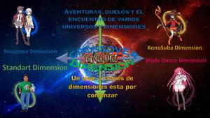 YuGiOh Crossover Dimension v2