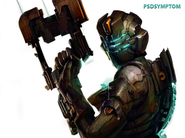 DeadSpace 2 Render by pevec