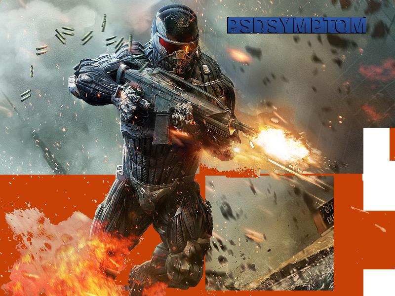 Crysis 2 Render by pevec