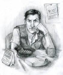 Policeman Snape