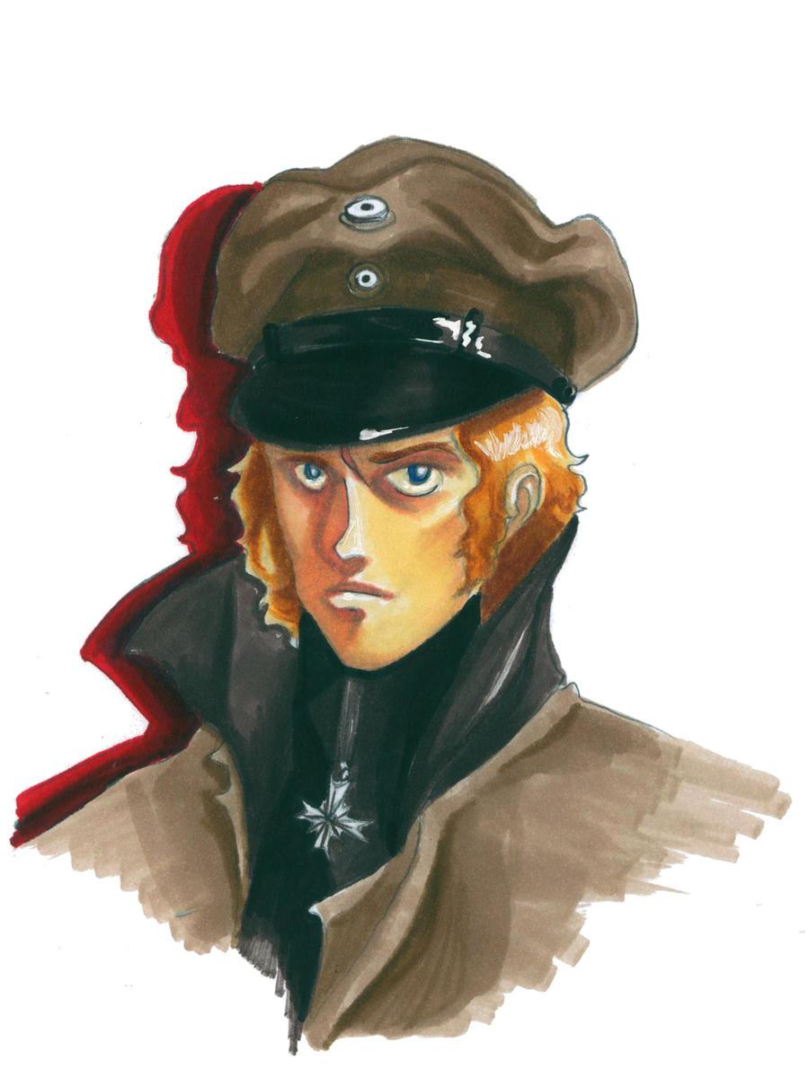 Char Von Richtoven by PippinIncarnate
