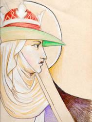 Saint Helena by PippinIncarnate