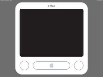 Complex Simplicity: eMac by pakkman781