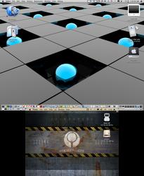eMac + iBook Screenies, March