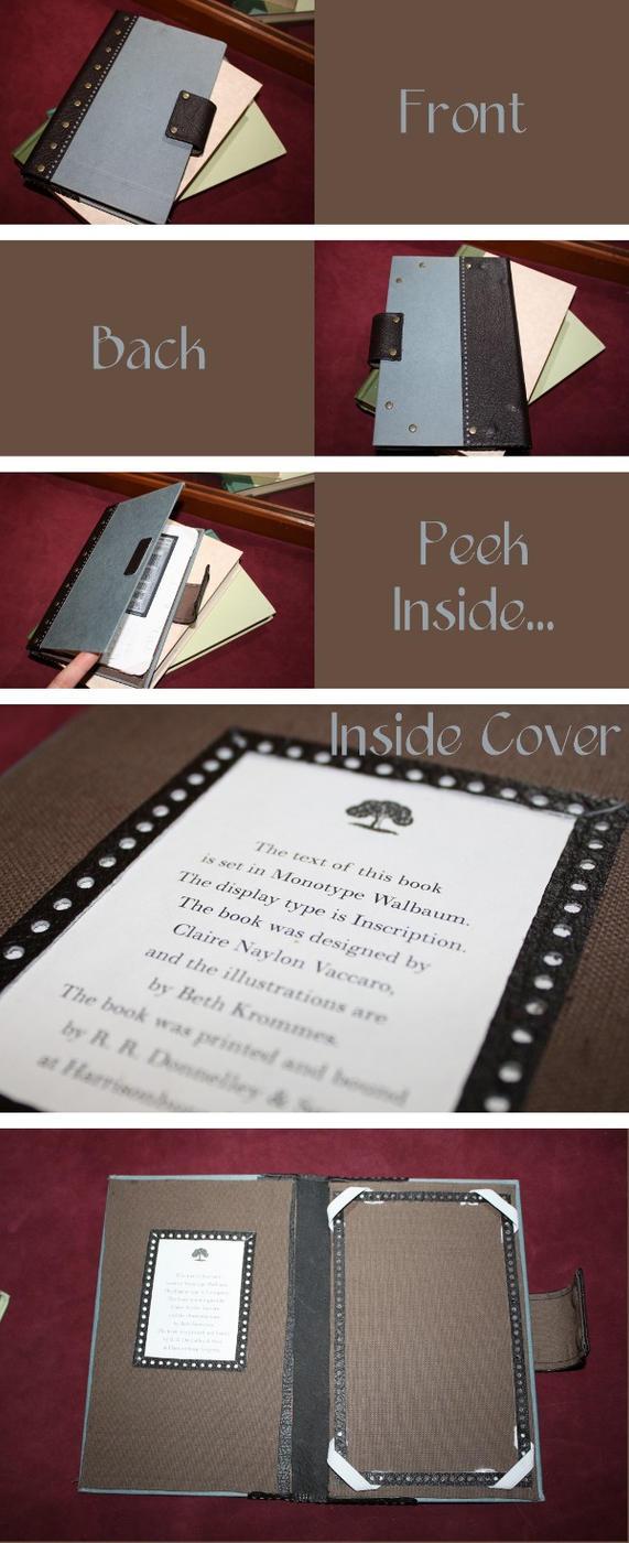 Kindle Case by tomatofruit