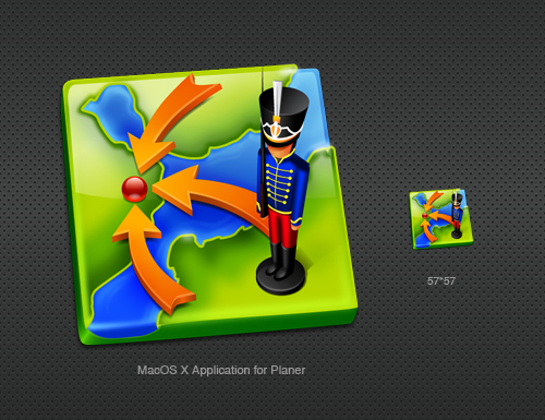 MacOS X Application for Planer by st-valentin