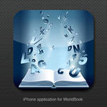 iPhone icons for WorldBook