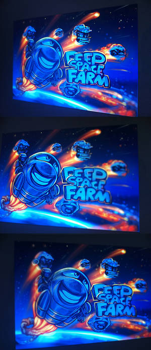 deep space farm