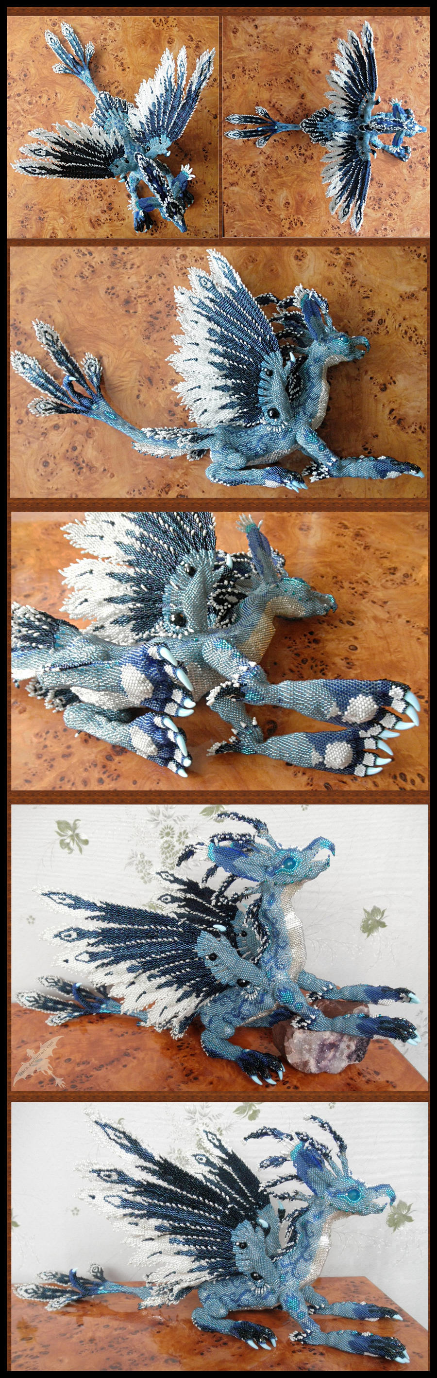 Hi, I have feathers by Rrkra