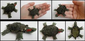 Turtle by Rrkra