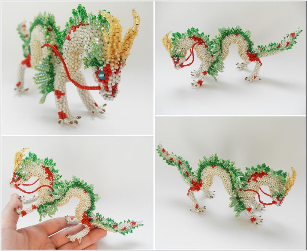 Eastern dragon by Rrkra