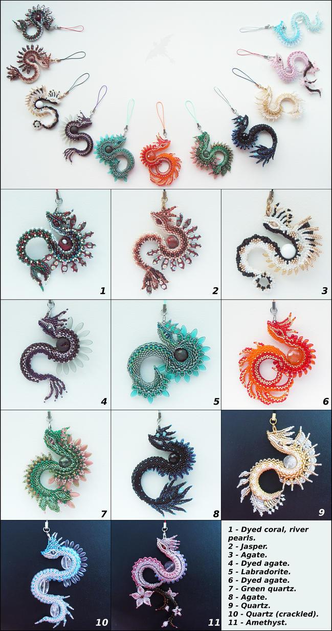 Random S-Dragons by Rrkra