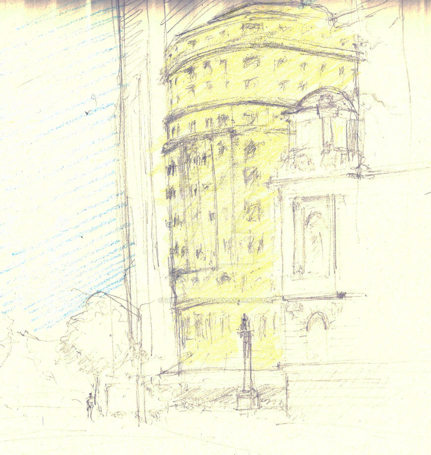 28th sketchcrawl 1 by hakesh-chan