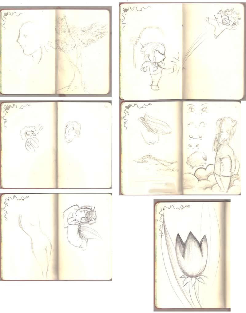 28th sketchcrawl 2 by hakesh-chan
