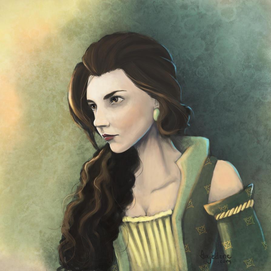 ASOIAF : Margaery Tyrell by Sajedene