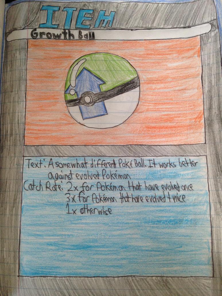 Jet Sketch #07: Growth Ball by JetJakalRectrix