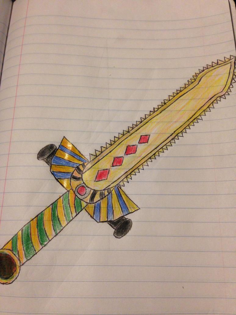 Jet Sketch #09: Exalted Emblem by JetJakalRectrix