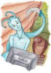 Animorphs - Watching TV