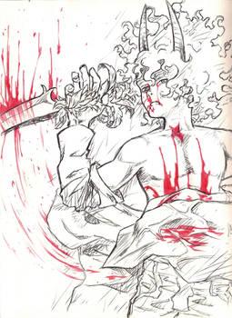 A freed demon / Un demonio libre