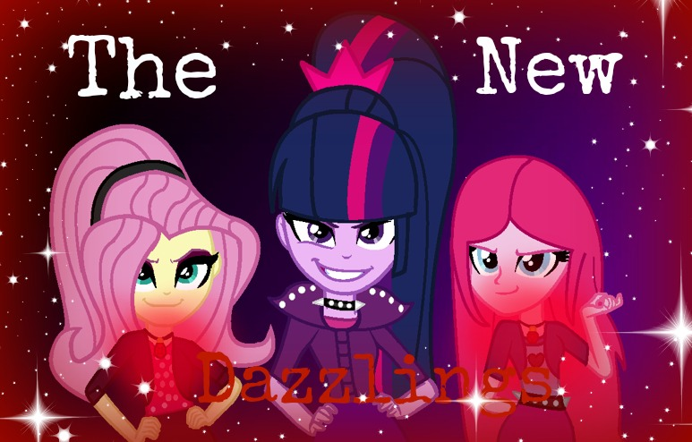 The New Dazzlings by SpeedPaintJayvee12
