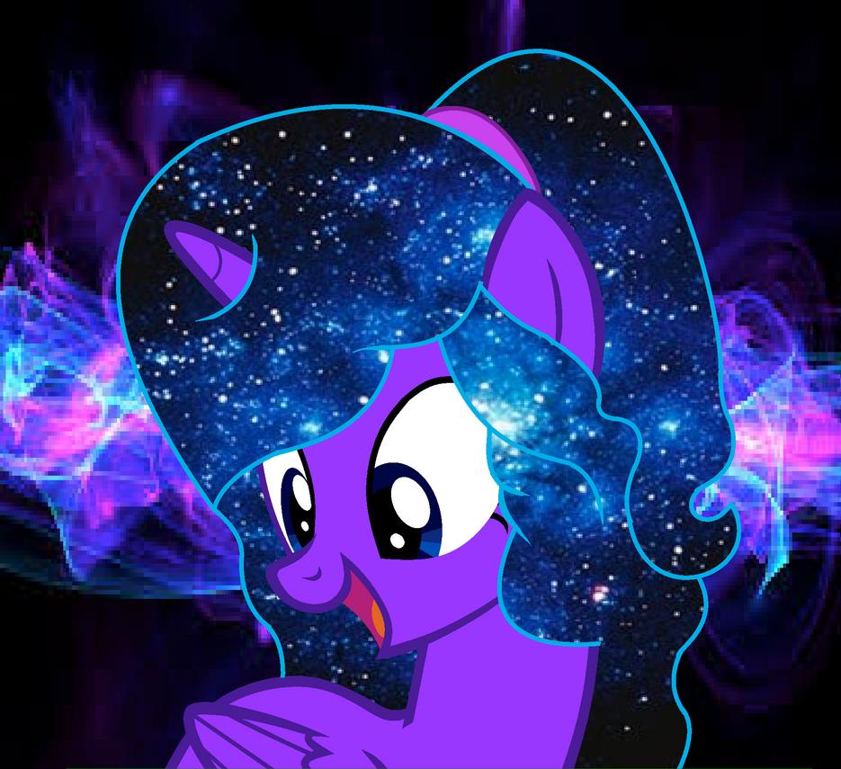 Art Trade With GalaxyStar by SpeedPaintJayvee12
