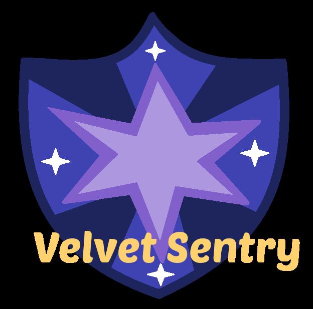 Velvet Sentry's WaterMark (Gift) by SpeedPaintJayvee12