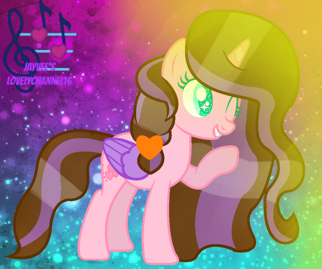 Art Trade With Hearty Rose AV (WBG) by SpeedPaintJayvee12