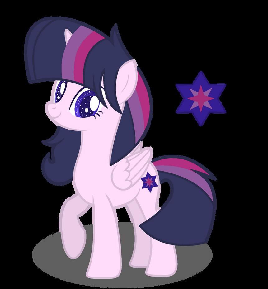MLP Star Glow by SpeedPaintJayvee12