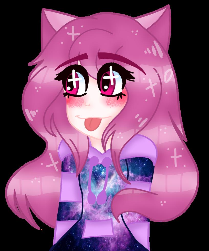 Yumi! (No Designs) by SpeedPaintJayvee12