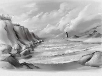 Seaside by drawsattention
