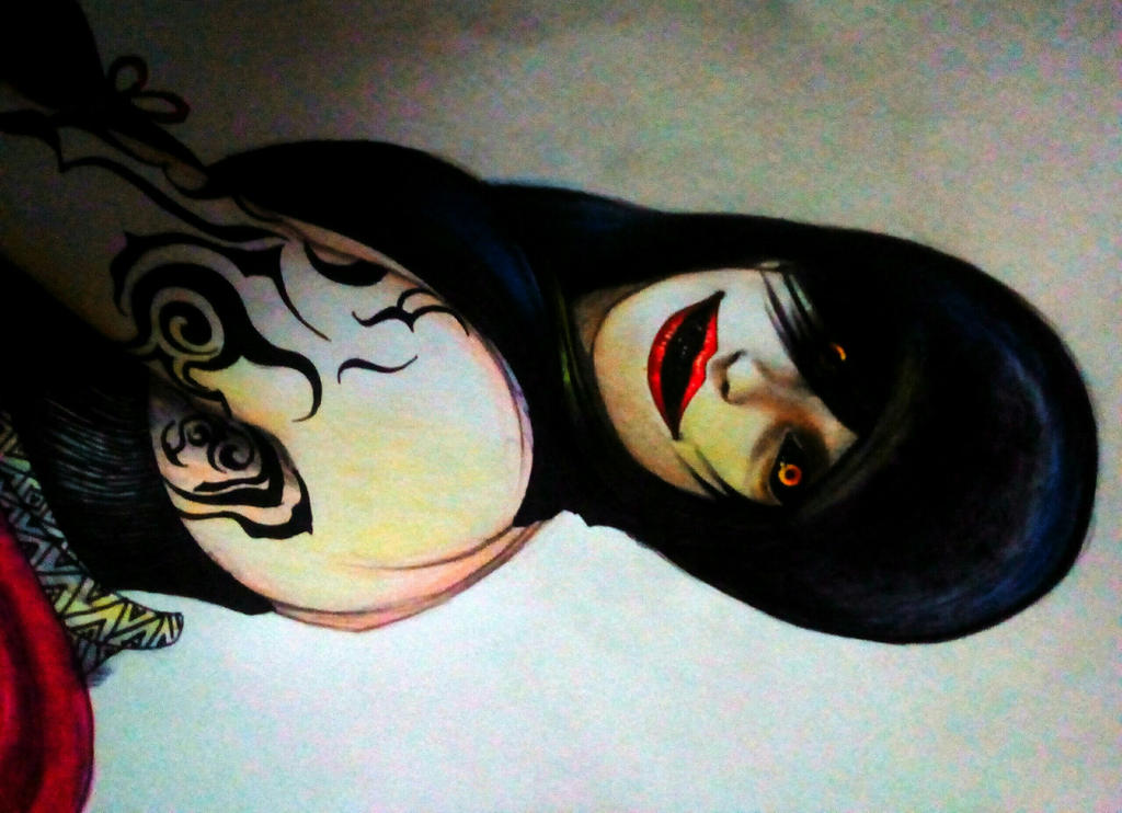 Hino Enma by DakFarren