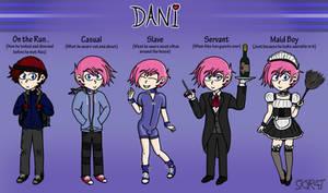 Dani's Wardrobe
