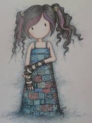 Cute Girl by LithTierry