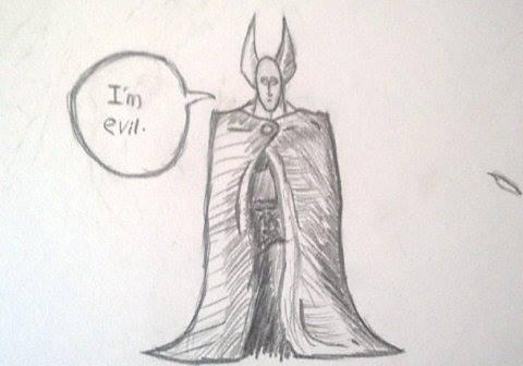 really evil guy by brutalwolf02