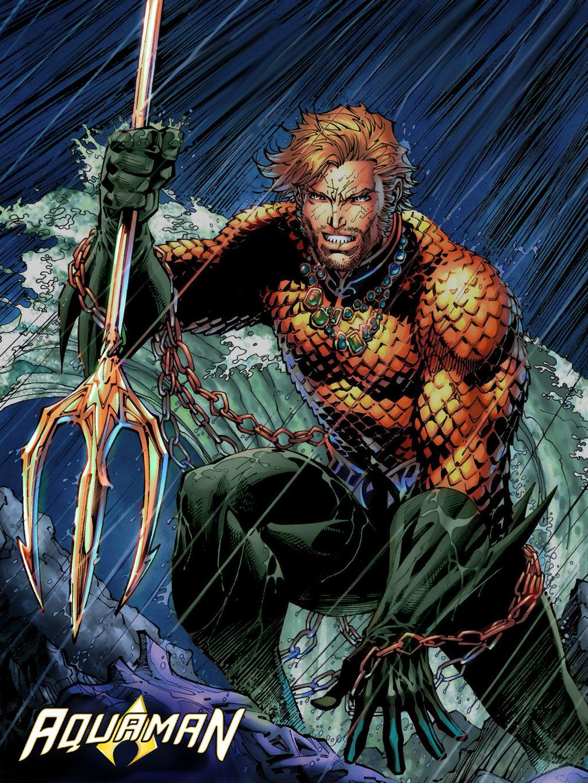 Shazam Aquaman Get New Magazine Covers