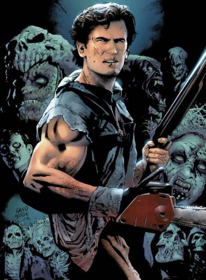 Halloween Prelude: Ash Williams vs Buffy Summers by ... Leatherface Vs Jason Poster