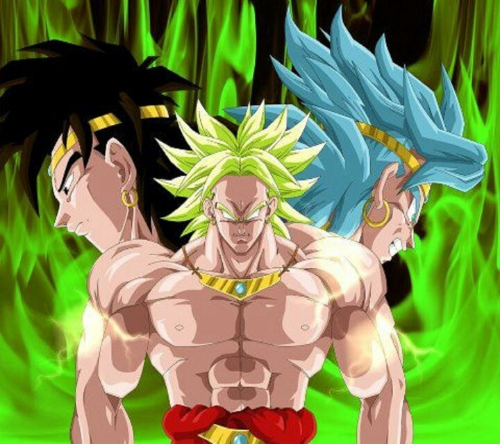 Dragon Ball Broly Full Movie: Broly's Popularity Is Maximum In DB. By Redhavic On DeviantArt