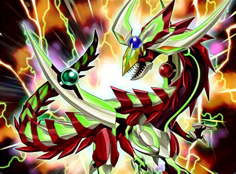 Supreme King Servant Dragon Odd Eyes  Artwork  By  by redhavic