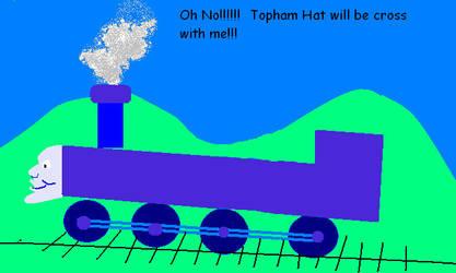Thomas! by moadams7