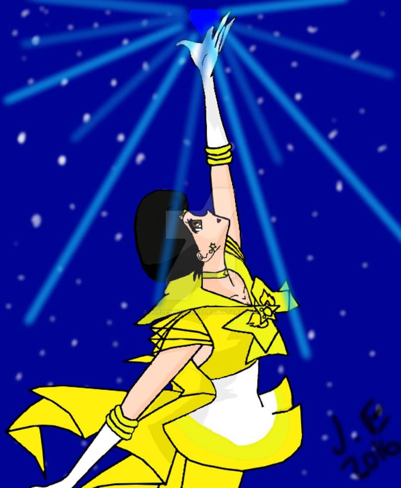 Super Sailor Star Wallpaper