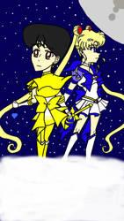 Sailor Star Season 5 poster by JoelEspinal2015