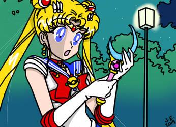 Sailor Moon Redraw 1