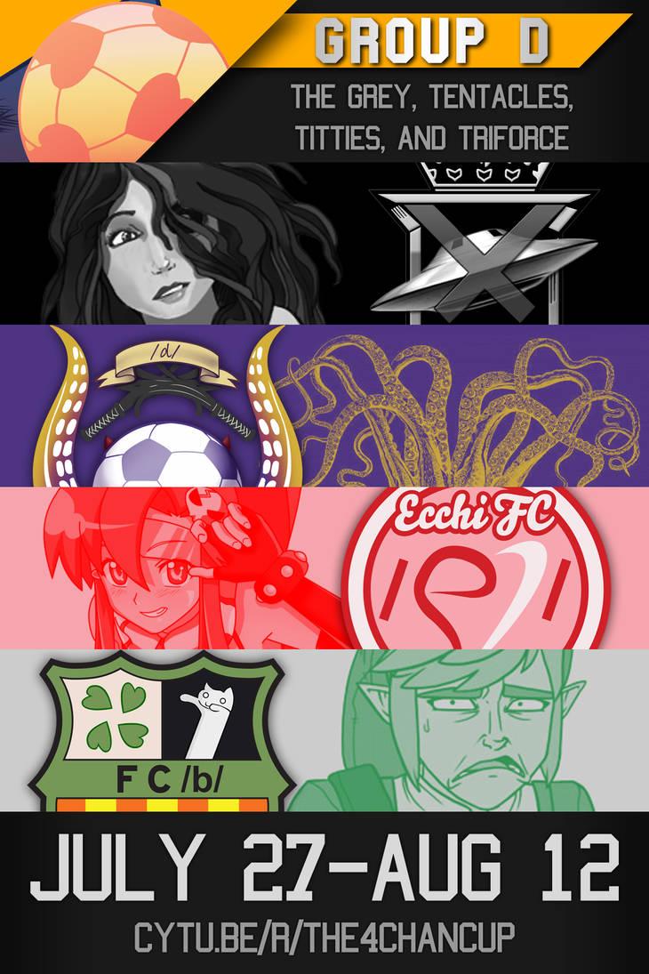2018 4chan Summer Cup - Group D by DagYouAzido on DeviantArt