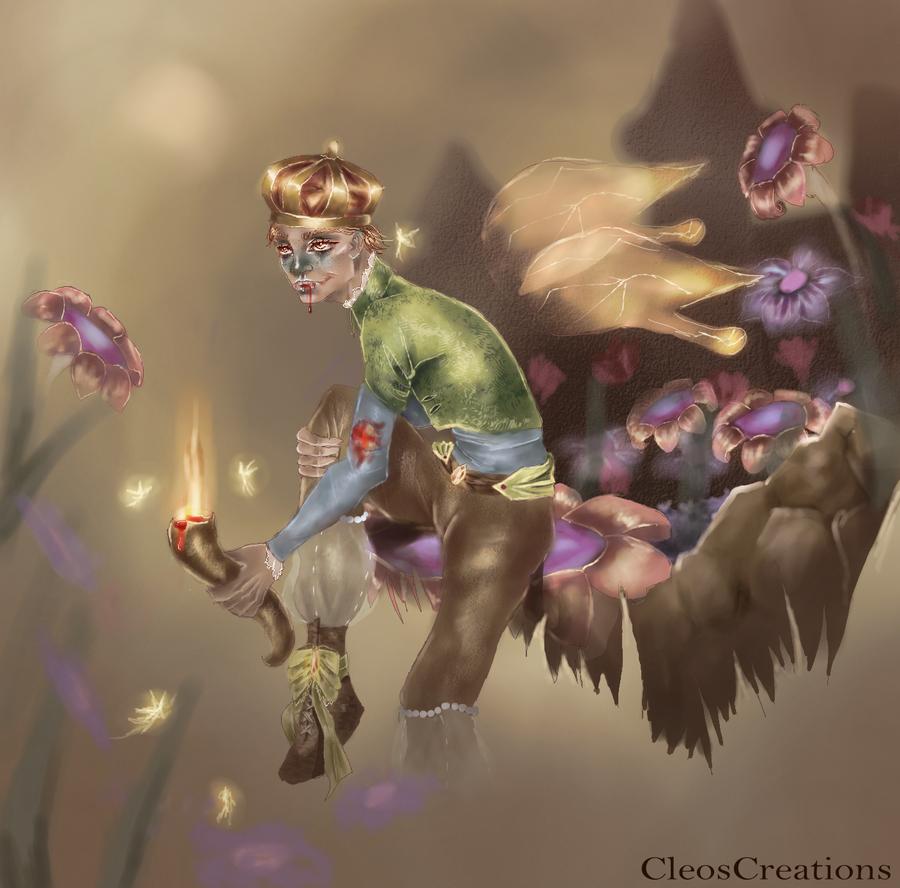 Kings sacrifice by CleosCreations