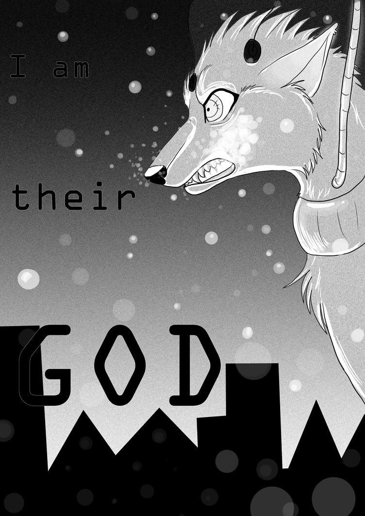 THE GOD pg 3 by Kruemelforever