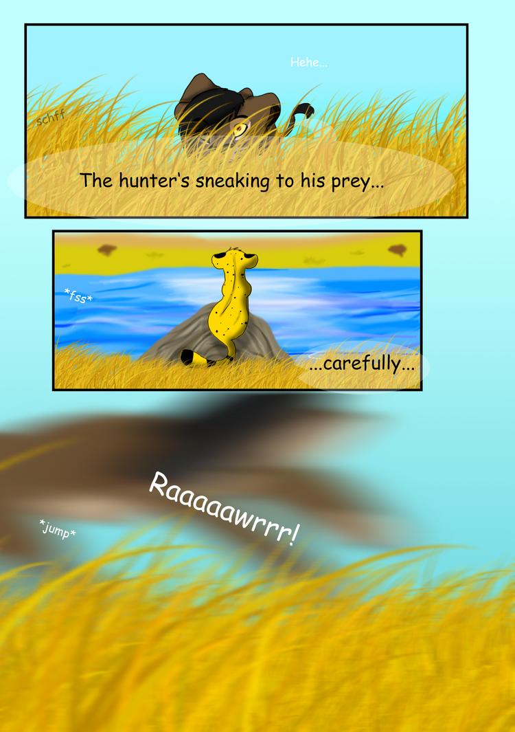 Lost Hope Chapter 1 pg 1 by Kruemelforever