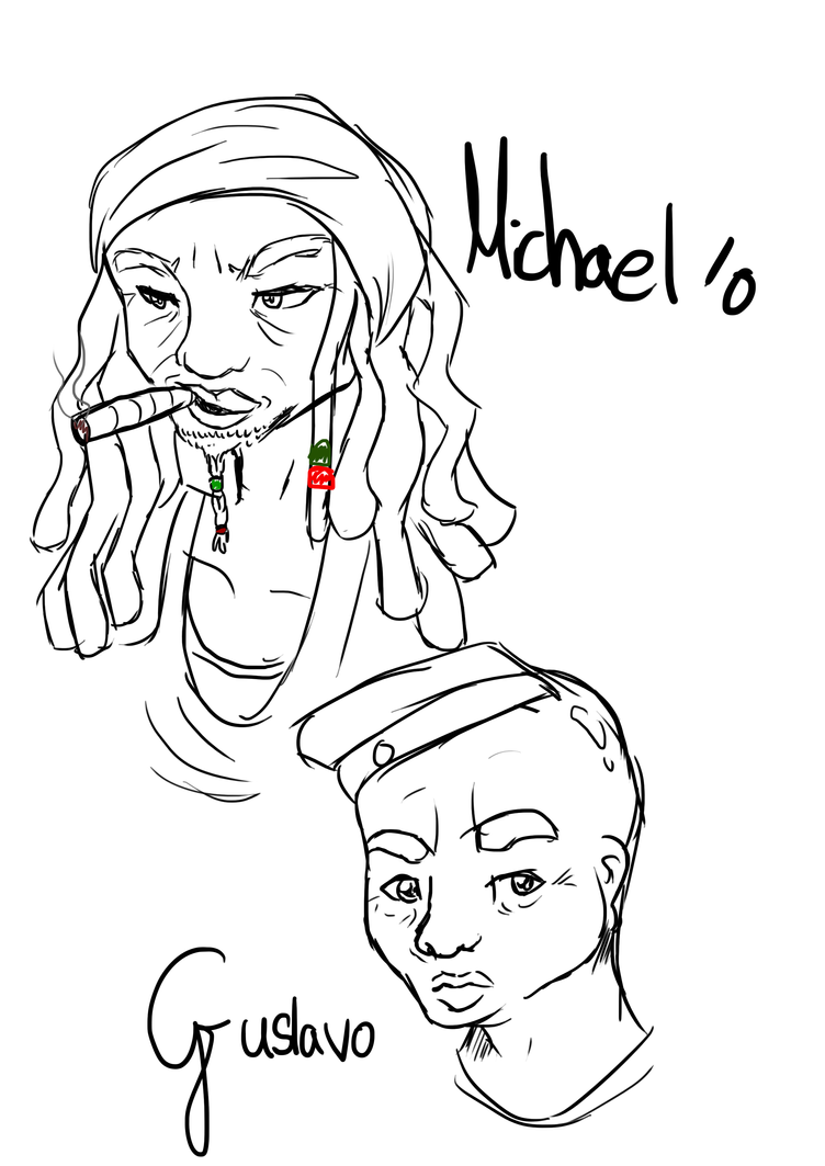 Gustavo and Michaelo by Kruemelforever