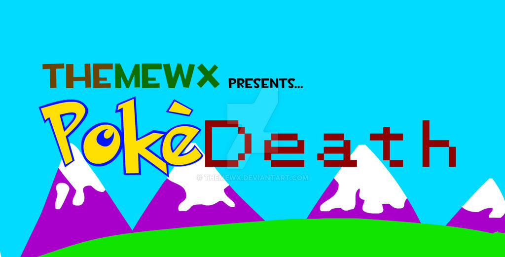 PokeDeath Is Coming Out Soon!
