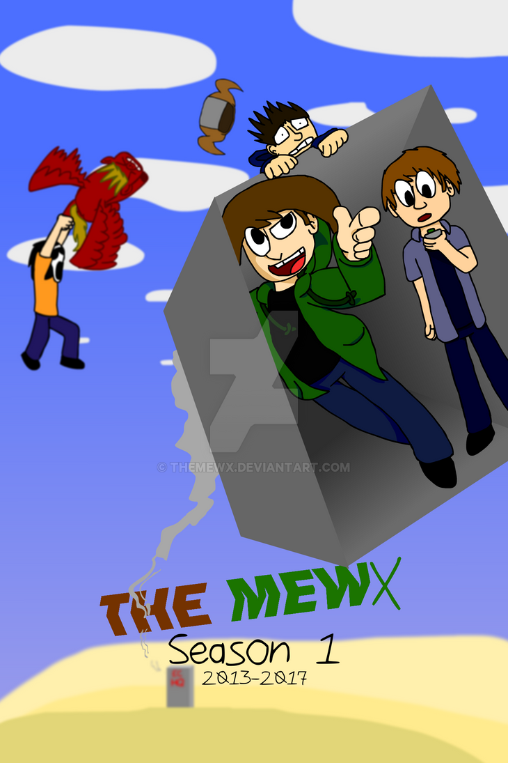 TheMewx Season 1 Poster by TheMewx