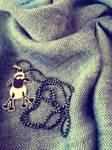 Little Lamb Necklace